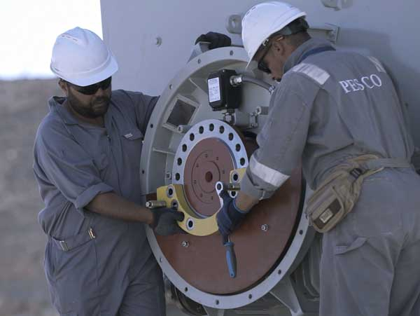 Welcome to PESCO, your Professional Engineering Services